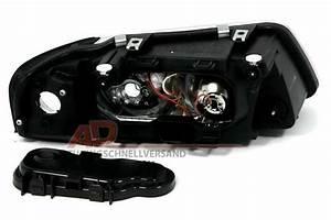 Audi A3 Phase 2 : 2 feux phare avant chrome avec projecteur pour audi a3 8l ~ Medecine-chirurgie-esthetiques.com Avis de Voitures