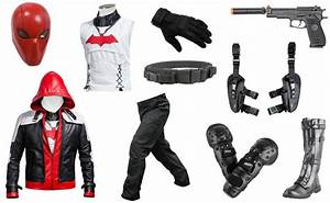 Red Hood Costume | DIY Guides for Cosplay & Halloween