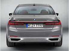 2020 BMW 7 Series Leaked Again, This Time It's the 760Li