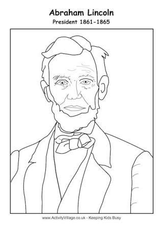 abraham lincoln with hat drawing abraham lincoln