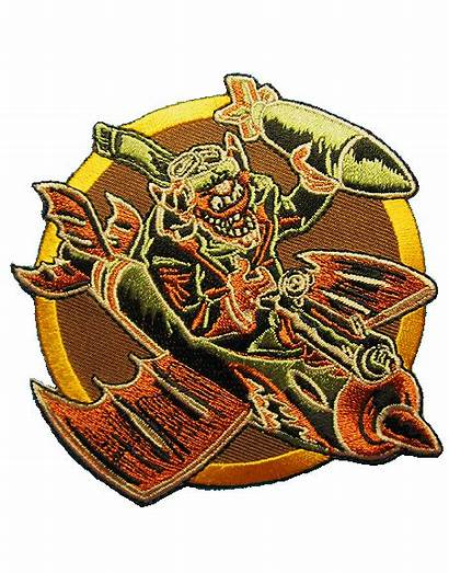 Patch Squadron Wwii Bomber Getcha