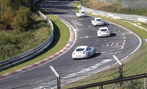 The Nürburgring Is One Of The World's Most Dangerous Race
