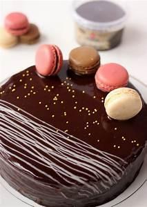 Décorer Un Gateau Au Chocolat : le g teau d anniversaire au chocolat les meilleures id es obsigen ~ Melissatoandfro.com Idées de Décoration