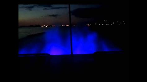 Underwater Boat Lights Youtube by Underwater Led Boat Lights Youtube