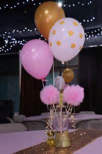 Pink Gold Birthday Party
