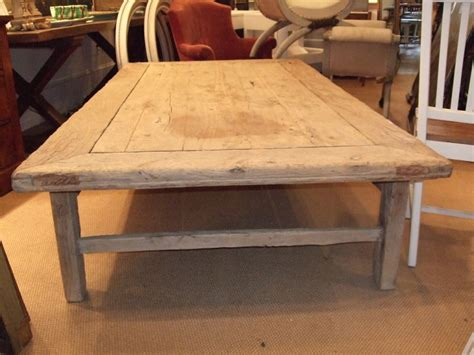 48 unfinished wood table tops rustic plank top coffee table at 1stdibs