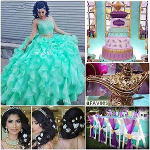 Princess Jasmine/Arabian Nights #Quinceanera Theme in 2019