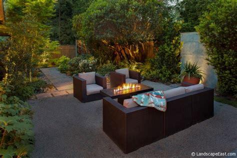 backyard landscape designs  winter entertaining