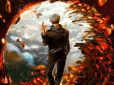 satoru gojo jujutsu kaisen wallpaper hd anime