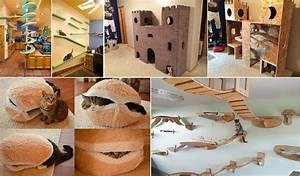 30 awesome furniture design ideas for cat lovers diy for Awesome furniture design ideas