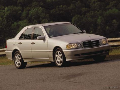 Mercedes C Class Sedan Hd Picture by 1996 Mercedes C Class Sedan Specifications Pictures