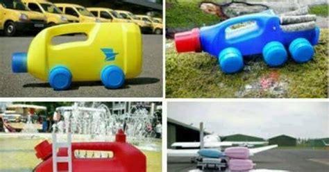 tutorial mainan  botol bekas dhian toys