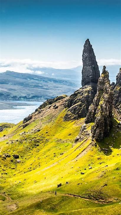 Scotland Nature 8k Isle Skye 4k Europe