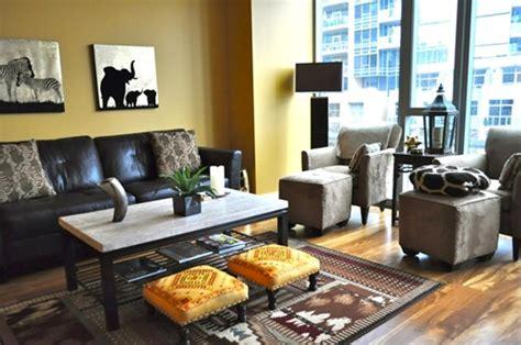 Small Living Room Decor Ideas South Africa by Safari Living Room Ideas Interior Design