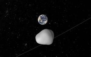 On Thursday 12 October an asteroid the size of a house ...