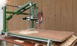 Kopírovací frézka Wood carving duplicator Dílna