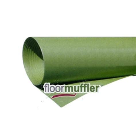 floor muffler masters building products
