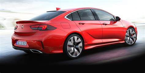 Buick Opel by 2018 Holden Commodore Vxr Opel Buick Cousins Revealed