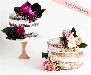 Semi-naked cake Cake Ink - Weddings, Cakes, Children's