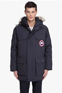Canada Goose Expedition Parka In Blue For Men Lyst