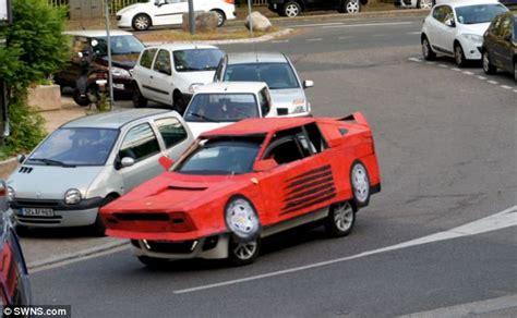 fake ferrari funny simpleplanes the worst supercar replicas ever