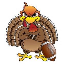 Thanksgiving Turkey Body Clip Art