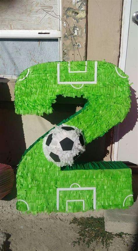 fiesta tematica de futbol soccer  ninos tips de madre