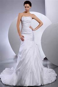 robe habillee pour mariage drapee decolletee taffetas pas With robe habillée pour mariage pas cher