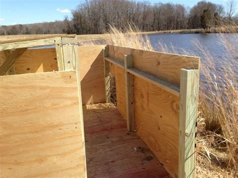 How To Build A Duck Blind On A Pontoon by 25 Unique Duck Blind Ideas On Duck