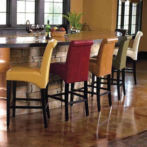 valencia bar counter stool leather bar stools