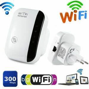 Wlan Verstärker Reichweite : eu wifi wlan repeater booster verst rker empf nger router ~ Watch28wear.com Haus und Dekorationen
