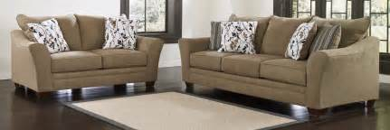 Living Room Set Furniture by Buy Ashley Furniture 9670138 9670135 SET Mykla Shitake Living Room Set Bring