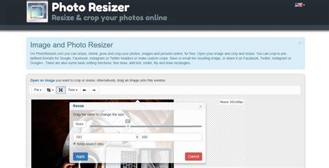 easiest image resizer tools  resize image