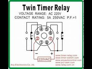 Twin Timer Relay