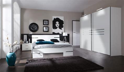 armoire chambre pas chere chambre adulte complète design blanc alpin chrome brillant