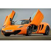 We Hear McLaren Working On Car Below 12C For 2014