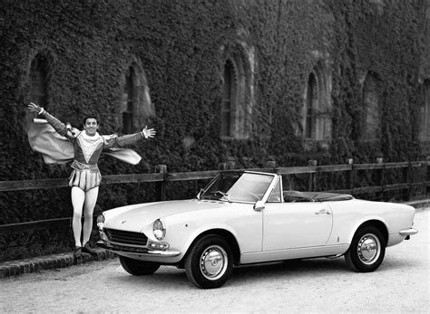 1966 Fiat 124 Sport Spider Car Photos Catalog 2018