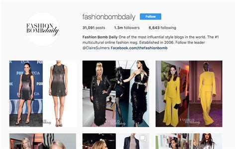 In such situations, you can fix the. @FashionBombDaily 's Instagram is Temporarily Down After ...