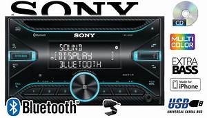 Sony Autoradio Bluetooth : sony wx 920bt 2din bluetooth cd usb iphone autoradio ~ Jslefanu.com Haus und Dekorationen