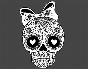 Tete De Mort Mexicaine Dessin : dessins de emo cr nes colori s plus visit s par les ~ Melissatoandfro.com Idées de Décoration