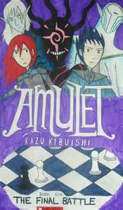 Amulet Book 6
