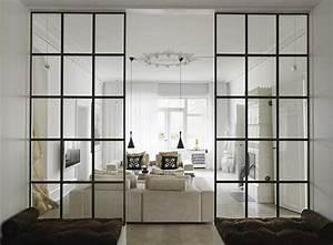 Raumteiler Modernes Wohnen : interiors danish northern whites for the home pinterest modernes wohnen raumteiler und ~ Markanthonyermac.com Haus und Dekorationen