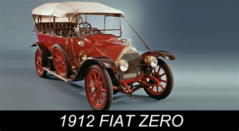 1919 Fiat 505 Johnywheelscom