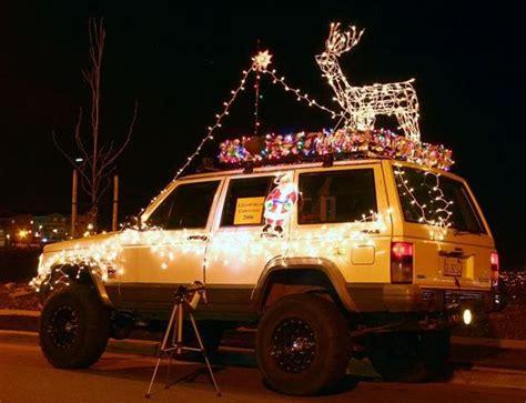images  christmas jeeps  pinterest