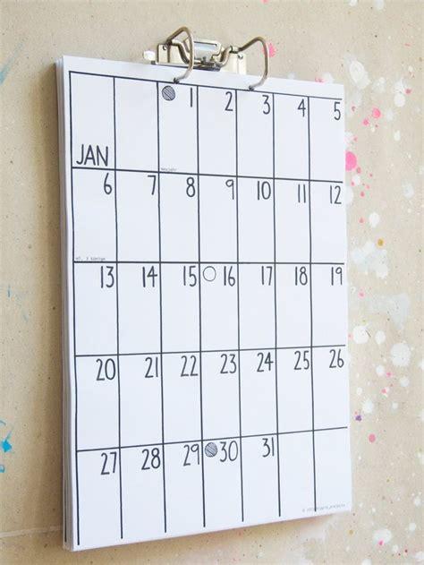 calendario mural   en  calendario