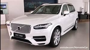 Volvo Xc90 Excellence : volvo xc90 excellence r design 2017 real life review youtube ~ Medecine-chirurgie-esthetiques.com Avis de Voitures