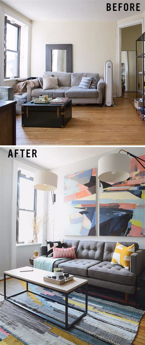 awesome    living room makeovers noted list