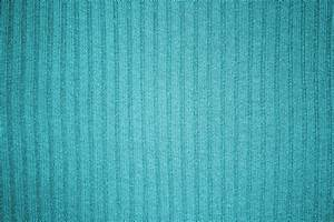 Teal or Turquoise Ribbed Knit Fabric Texture Picture ...