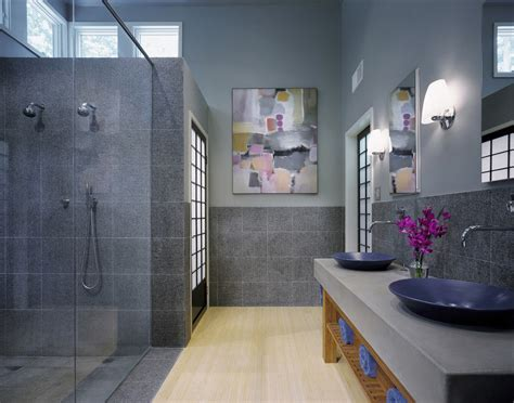Blue Gray Bathroom Ideas by Blue And Grey Bathroom Ideas