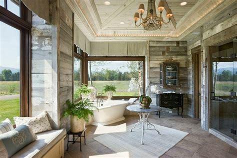 canapé cottage salle de bain de luxe en style shabby chic 25 exemples